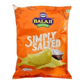Balaji Simply Salted Chips 150g