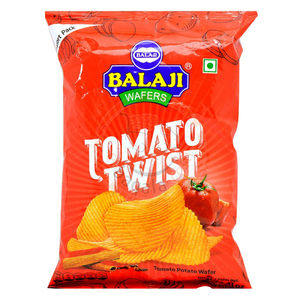 Balaji Tomato Twist Chips 135g