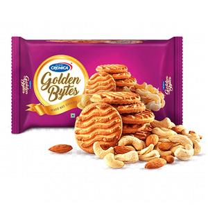 Cremica Cashew Cookies Golden 90g