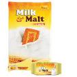 Nabil Milk And Malt Biscuits 48g