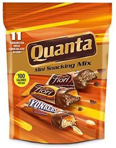 Quanta Pouch Mini Snacking Mix 210g