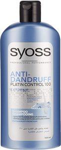 Syoss Shampoo For Anti Dandruff 2x500ml