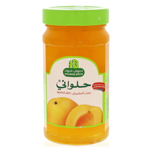 Halwani Apricot Jam 2x400g