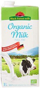Black Forest Organic Lactose Free Milk 1l