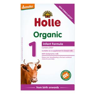 Holle Organic Infant Formula 1 400g