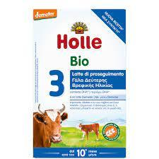 Holle Organic Growing Up Milk 3 400g