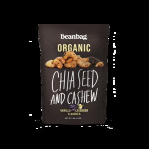 Beanbag Organic Chia Seed & Cashew 30g