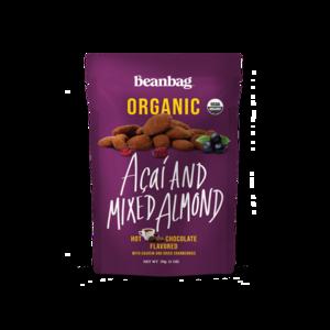 Beanbag Organic Acai & Mixed Almond 30g
