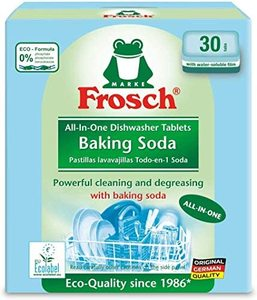 Frosch Baking Soda Automatic Dishwasher All In One 30s