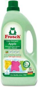 Frosch Liquid Detergent Color Apple 1.5l