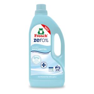 Frosch Liquid Zero Detergent Sensitive 1.5l
