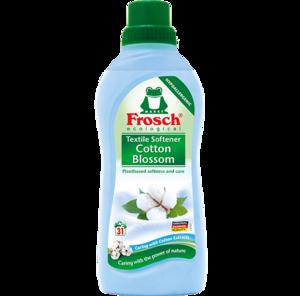 Frosch Fabric Softeners Cotton Blossom 750ml