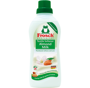 Frosch Fabric Softeners Almond Milk 750ml