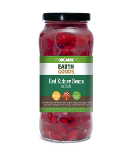 Earth Goods Red Kidney Bean In Brine 540g