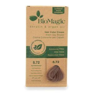 Biomagic Hair Color C K 8/72 Light Blue 60ml