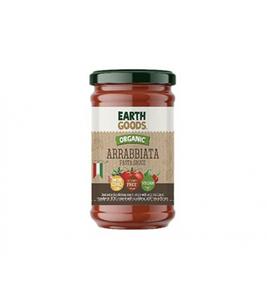 Earth Goods Organic Arrabiata Sauce 350g
