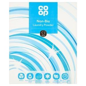 Co-Op Detergent Powder Low Foam 4kg