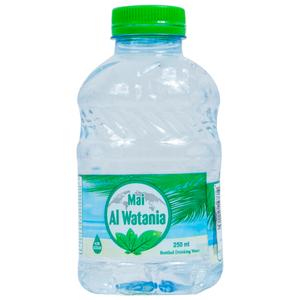 Mai Al Watania Water 250ml