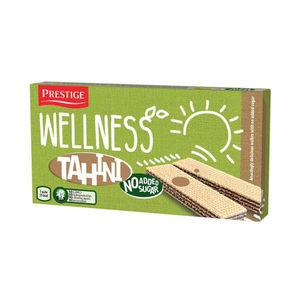 Prestige Wellness Tahini Wafer Nas 135g