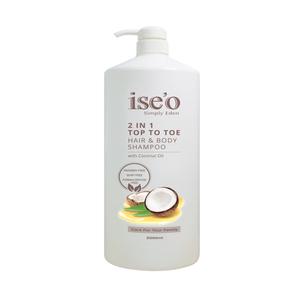 Ivy Hair & Bodywash Coconut 2 In 1 2l