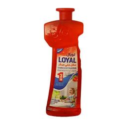 Loyal Dishwashing Red 2l