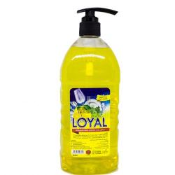 Loyal Dishwashing Yellow 2l