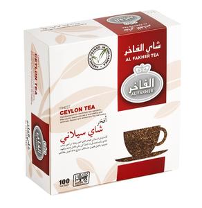 Al Fakher Finest Ceylon Tea 100s