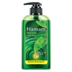 Hamam Tulsi & Aloevera Handwash 190ml
