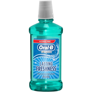 Oral B Compact Cool Mint Mouth Wash 500ml