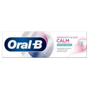 Oral B Sensitivity And Gum Extra Fresh 75ml