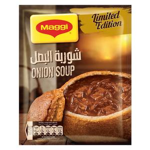 Nestle Maggi Soup Onion 65g