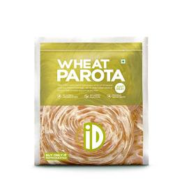Id Frozen Whole Wheat Parotta 5s
