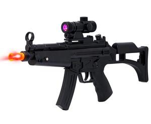 Ssgn Battery Operated Gun 1pc