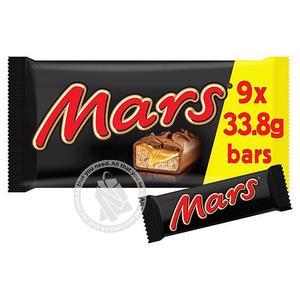 Mars Chocolate Bar 304.2g