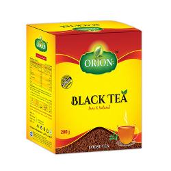 Orion Black Tea Bags 100g