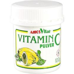 Amosvital Vitamin C Tablet Orange 1000mg 1pack