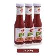Al Alali Tomato Ketchup 3x340g