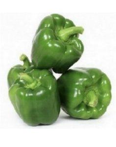 Organic Capsicum Green 1pc