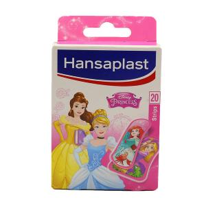 Hansaplast Princess Strips 20s