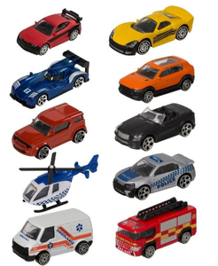 Die Cast Metal Car Assorted 1pc