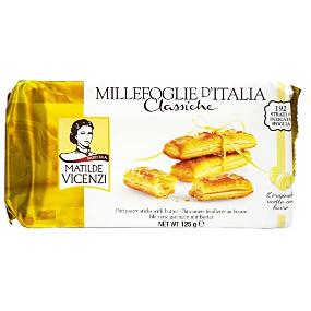 Vicenzi Puff Pastry Stick 16x125g
