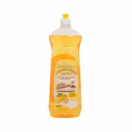 Volcano Dishwash Lemon 1L