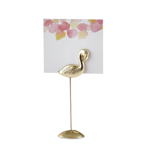 Flamingo Bussiness Card Holder 1pc