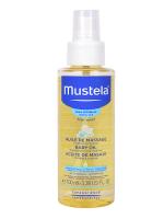 Mustela Baby Massage Oil 100ml