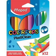 Maped Colorpeps Plastc Crayons 12 Color 1pc