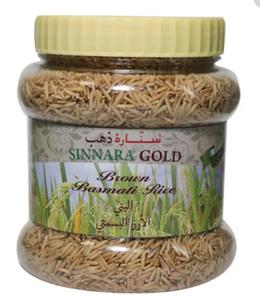 Sinnara Gold Brown Basmati Rice 1kg