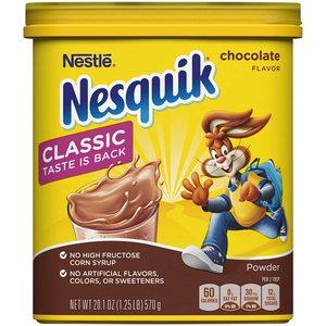 Nestle Nesquik Chocolate Milk Powder 14.3g