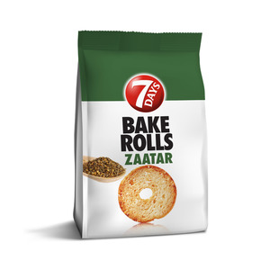 7Days Bake Roll Zatar 36g