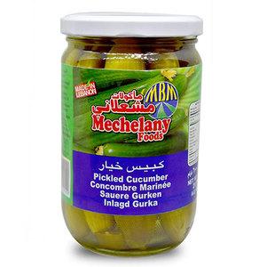 Mechelany Pickled Cucumbers 600g