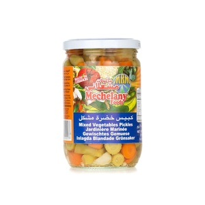 Mechelany Pickled Mixed Vegetable 600g
